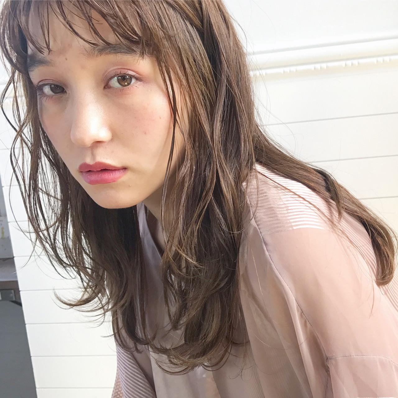 大人かわいい 女子力 ナチュラル オフィス ヘアスタイルや髪型の写真・画像