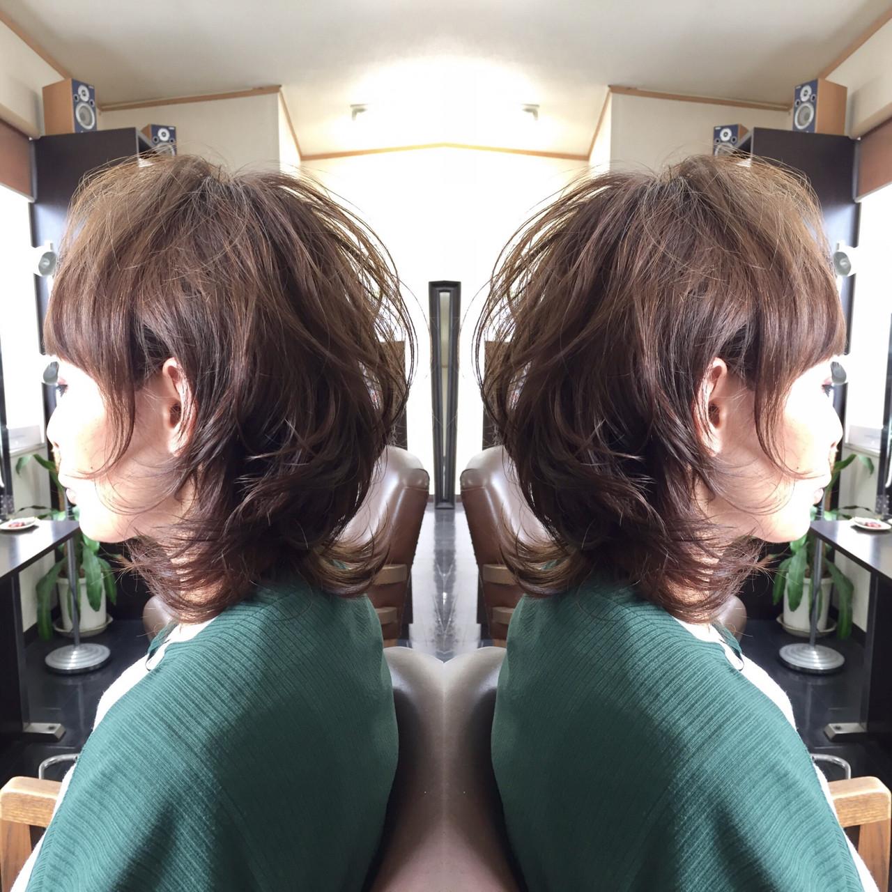 ウェーブ デート ゆるふわ かわいい ヘアスタイルや髪型の写真・画像