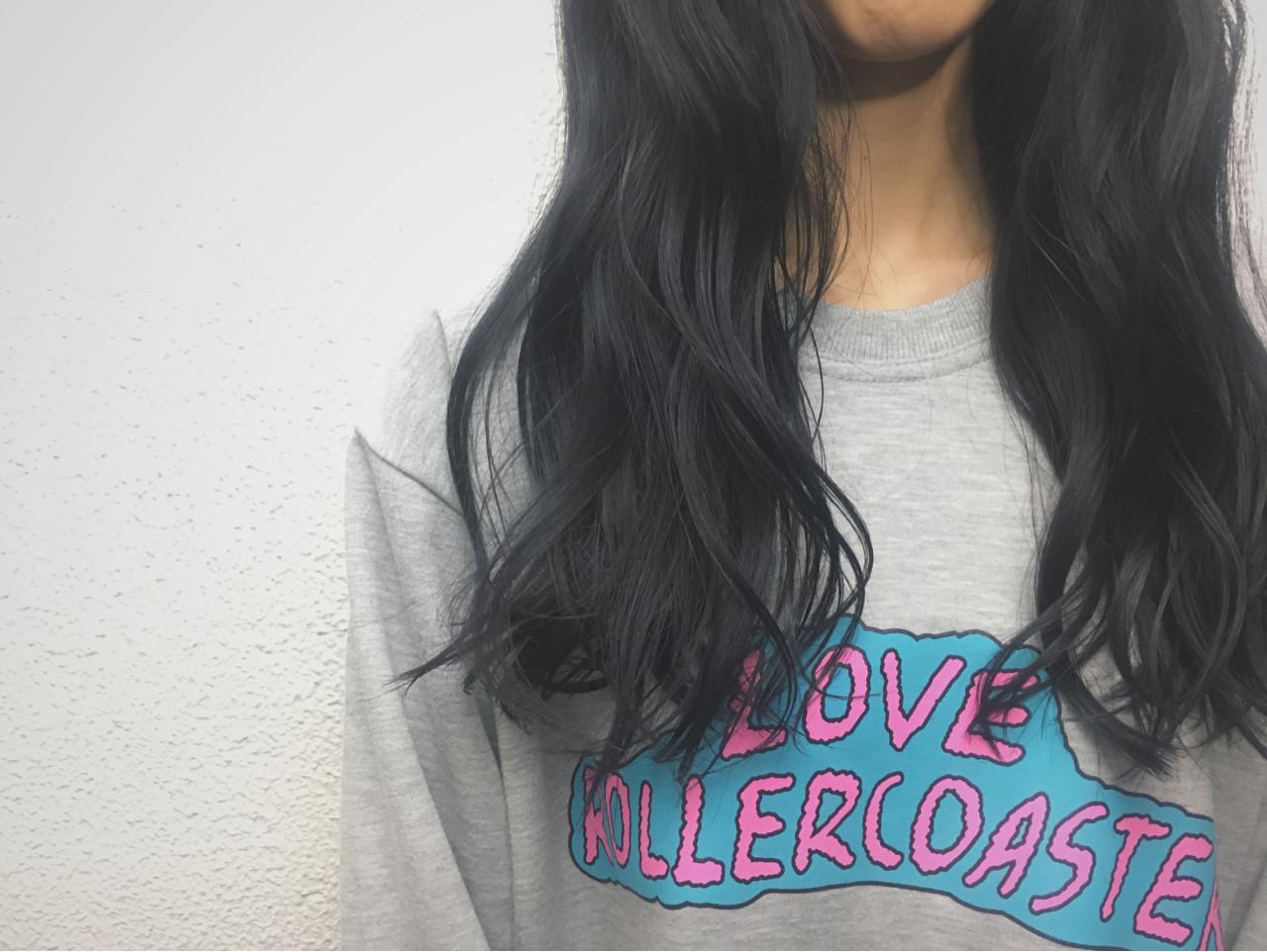 セミロング パーマ 外国人風 ハイライト ヘアスタイルや髪型の写真・画像 | 金子大企 / HOMIE TOKYO