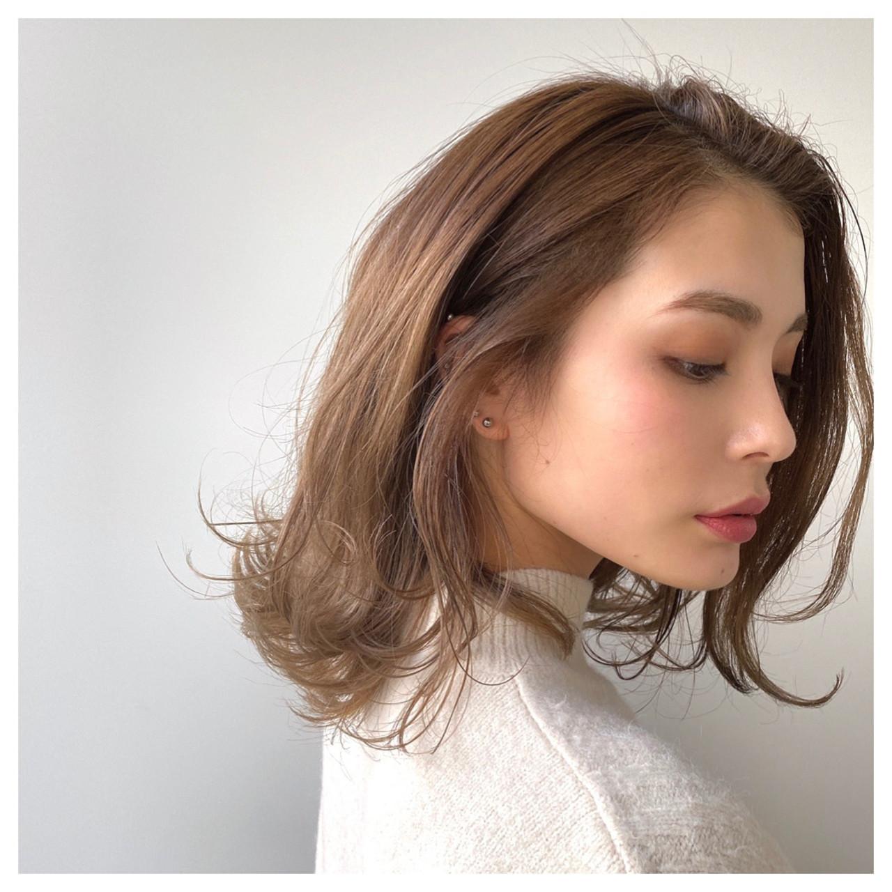【大人かわいいショート・ミディアム】大森春奈/PEEKABOONEWoMAN新宿店