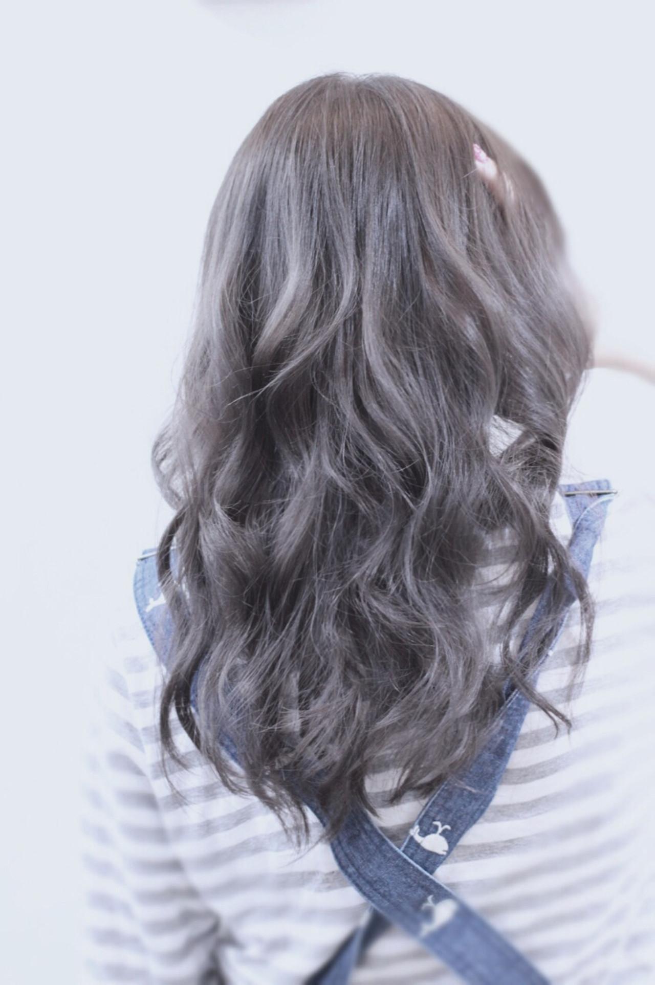 透明感 アッシュ 大人かわいい 外国人風 ヘアスタイルや髪型の写真・画像 | Director AKI☆ / hairTRUTH