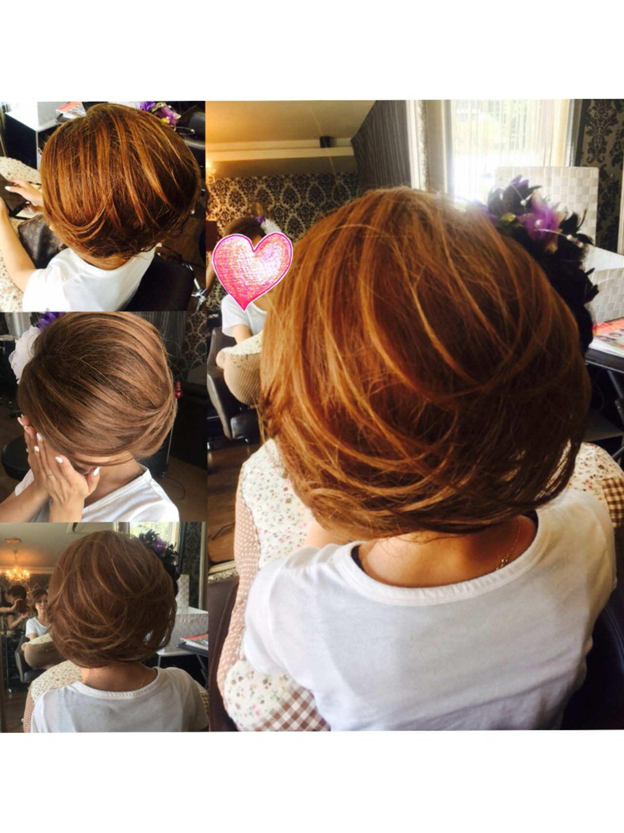 結婚式 上品 成人式 ヘアアレンジ ヘアスタイルや髪型の写真・画像
