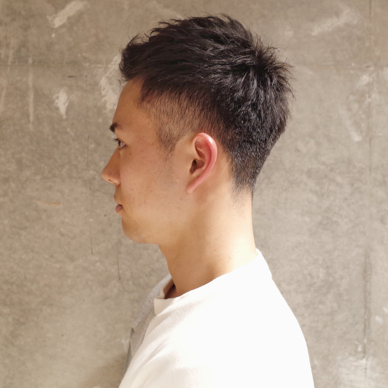 メンズ ショート 刈り上げ メンズショート ヘアスタイルや髪型の写真・画像
