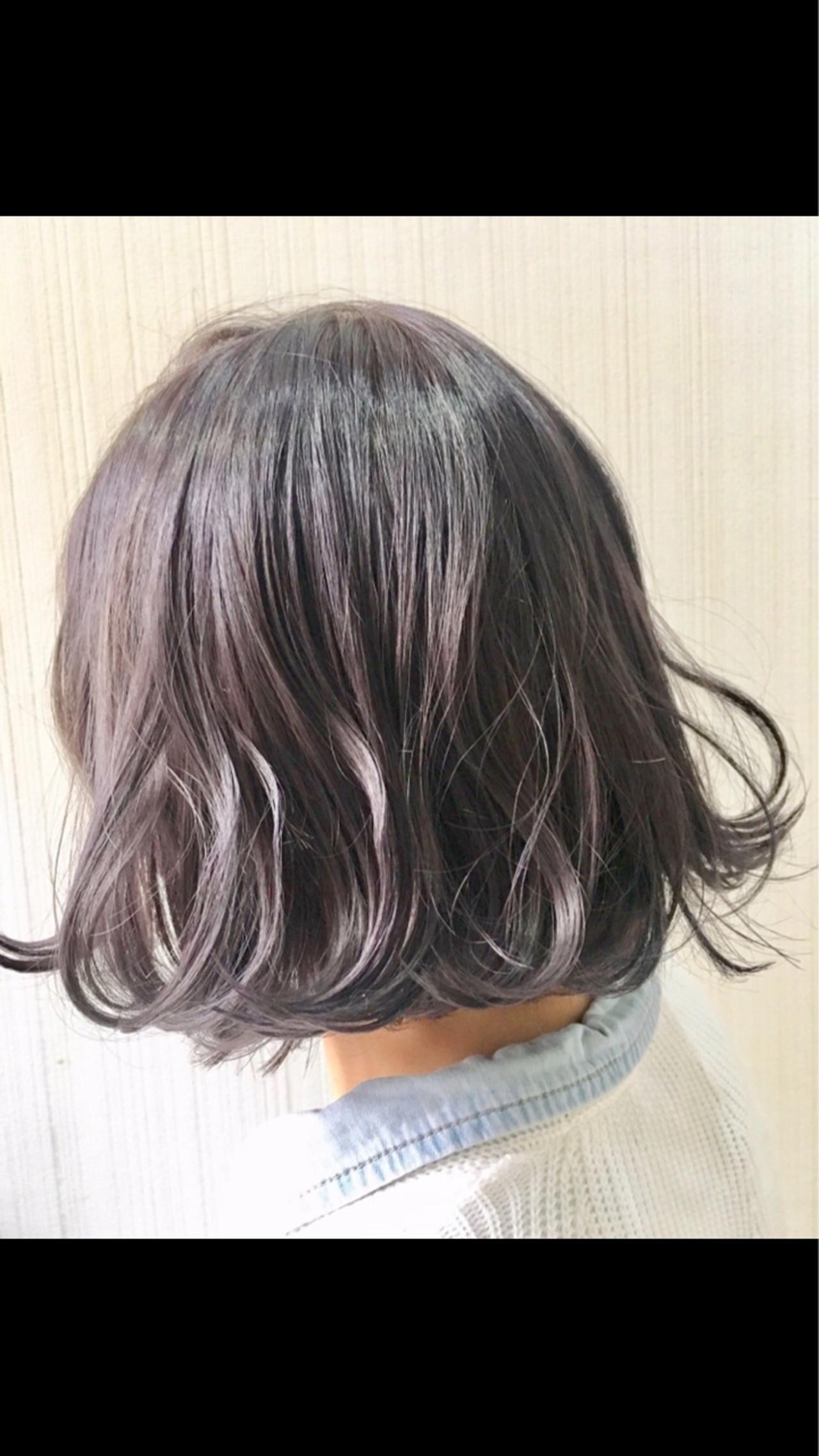アウトドア フェミニン ボブ ヘアスタイルや髪型の写真・画像 | 土屋一貴 / TOMCAT