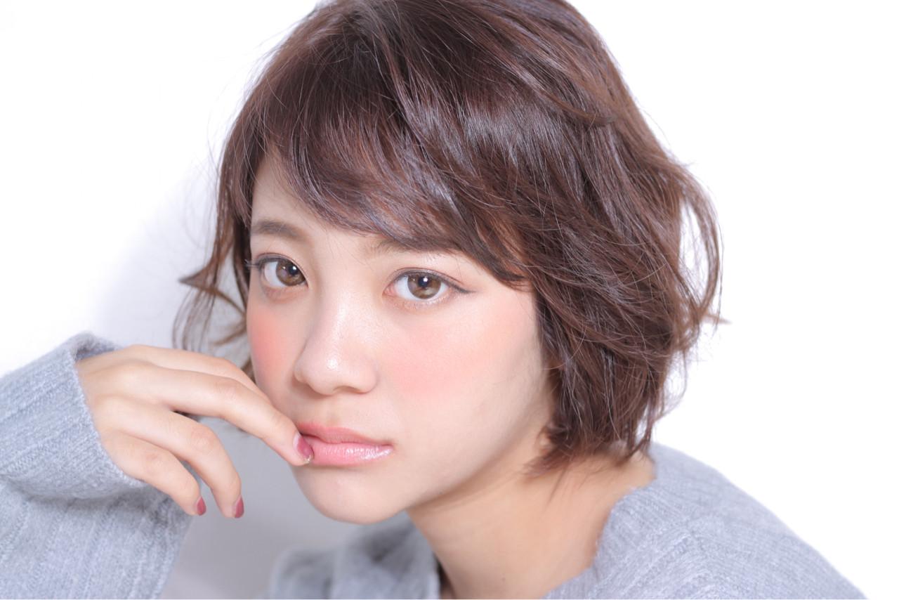 こなれ感 冬 モテ髪 大人女子 ヘアスタイルや髪型の写真・画像 | Masayuki Seto / PROS:旭商店街店