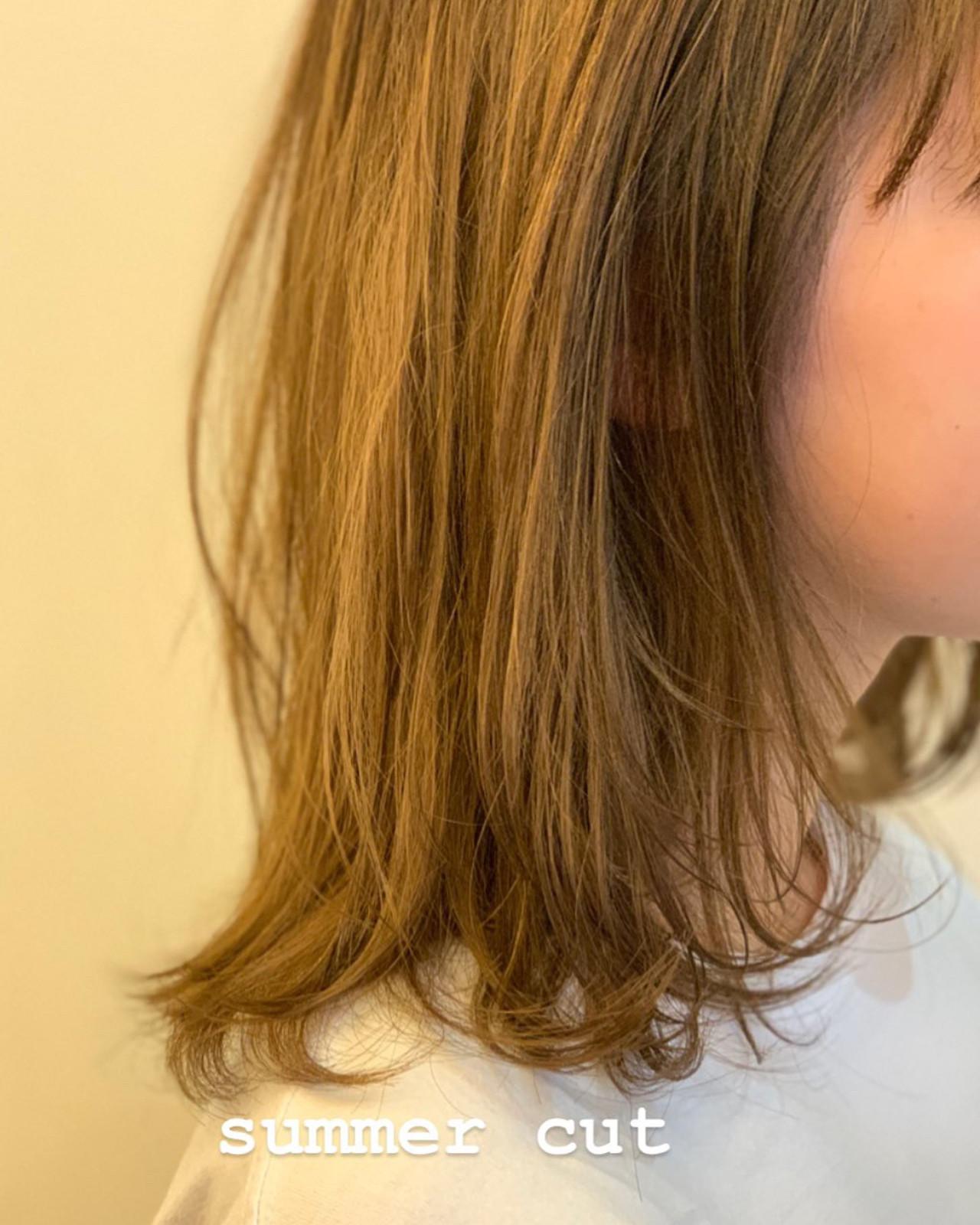 ダブルカラー デート ヘアカラー ストリート ヘアスタイルや髪型の写真・画像