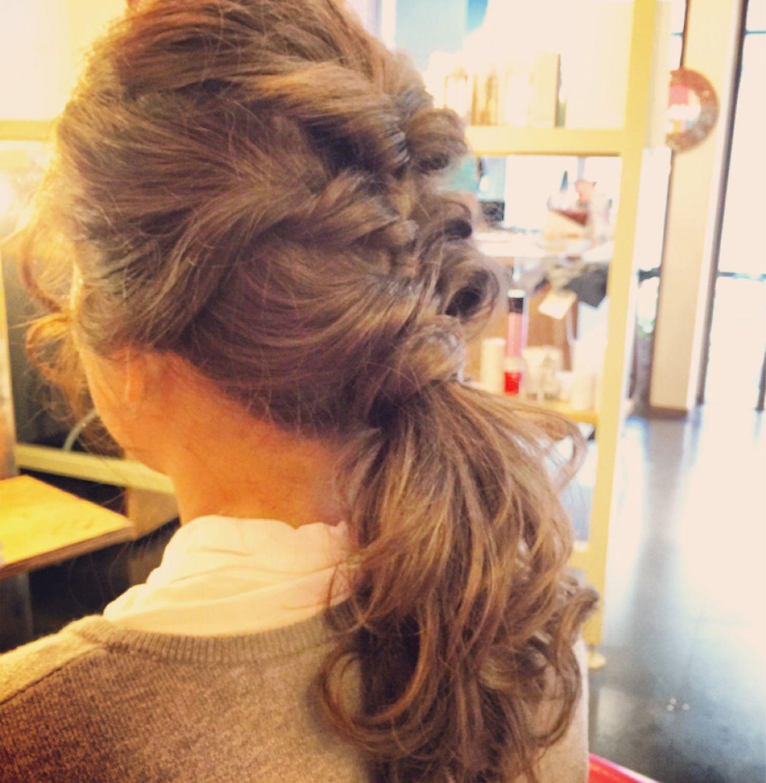 大人かわいい ゆるふわ フェミニン ナチュラル ヘアスタイルや髪型の写真・画像 | tomonari / iroiro (イロイロ)