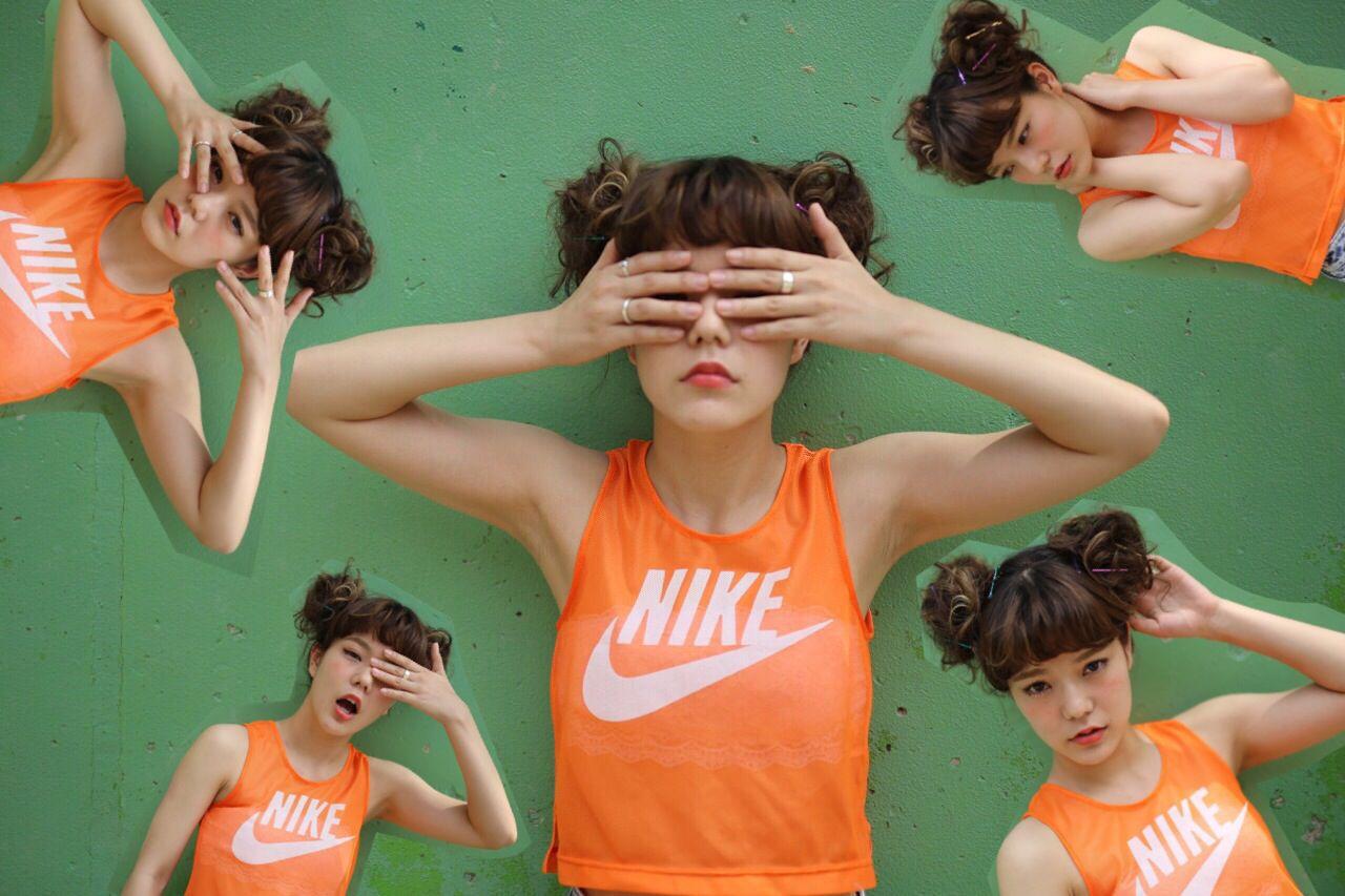ヘアアレンジ♡