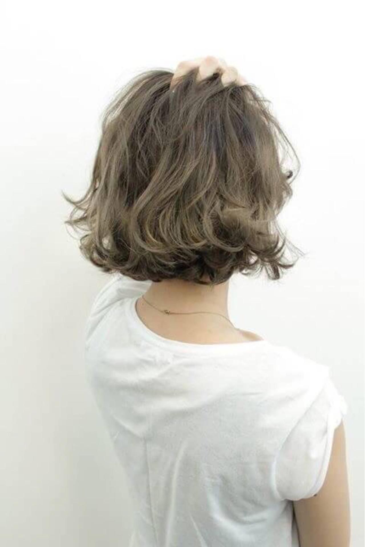 ハイライト ナチュラル 外国人風カラー グラデーションカラー ヘアスタイルや髪型の写真・画像