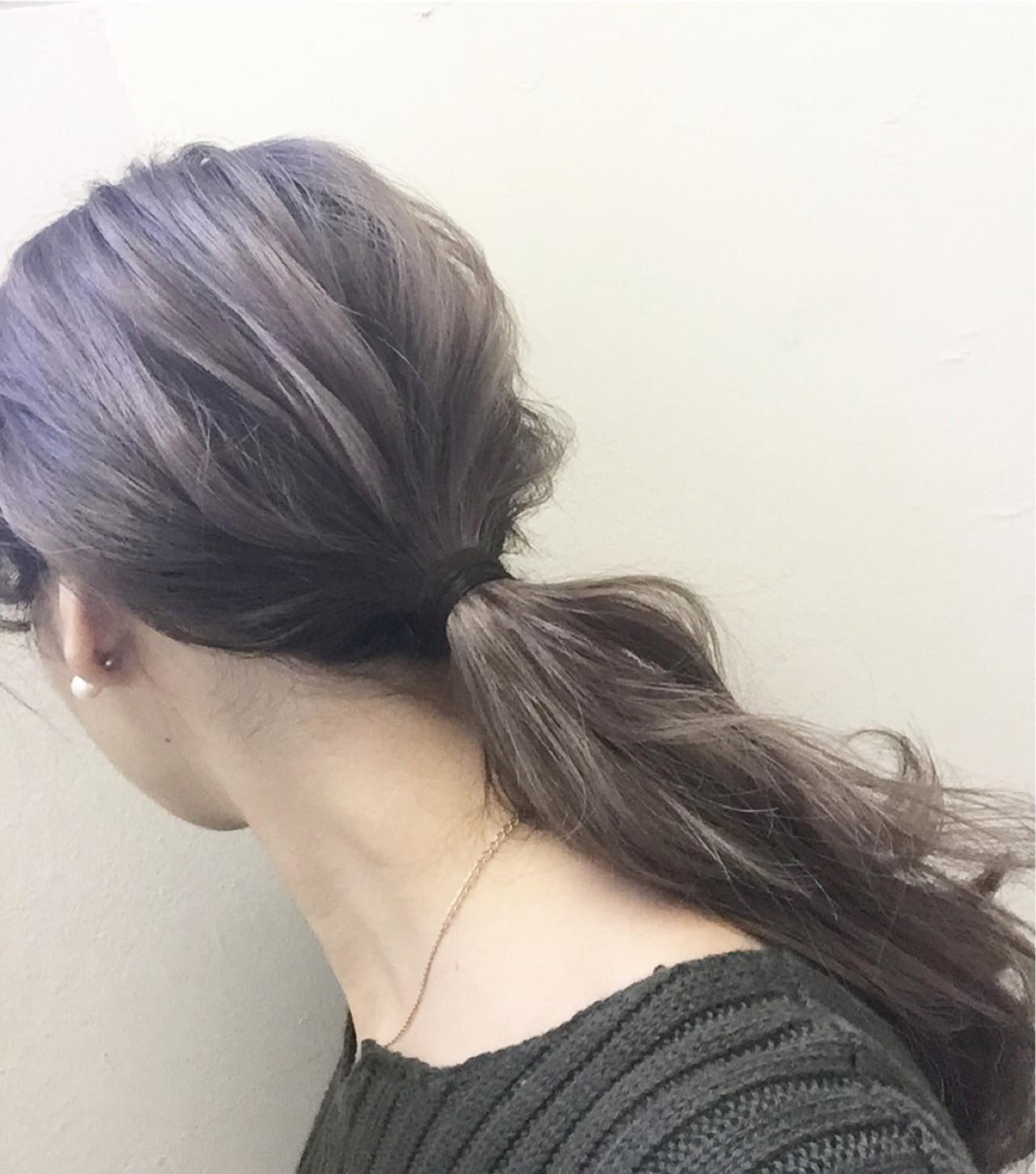 パーマ ストリート 大人女子 ロング ヘアスタイルや髪型の写真・画像