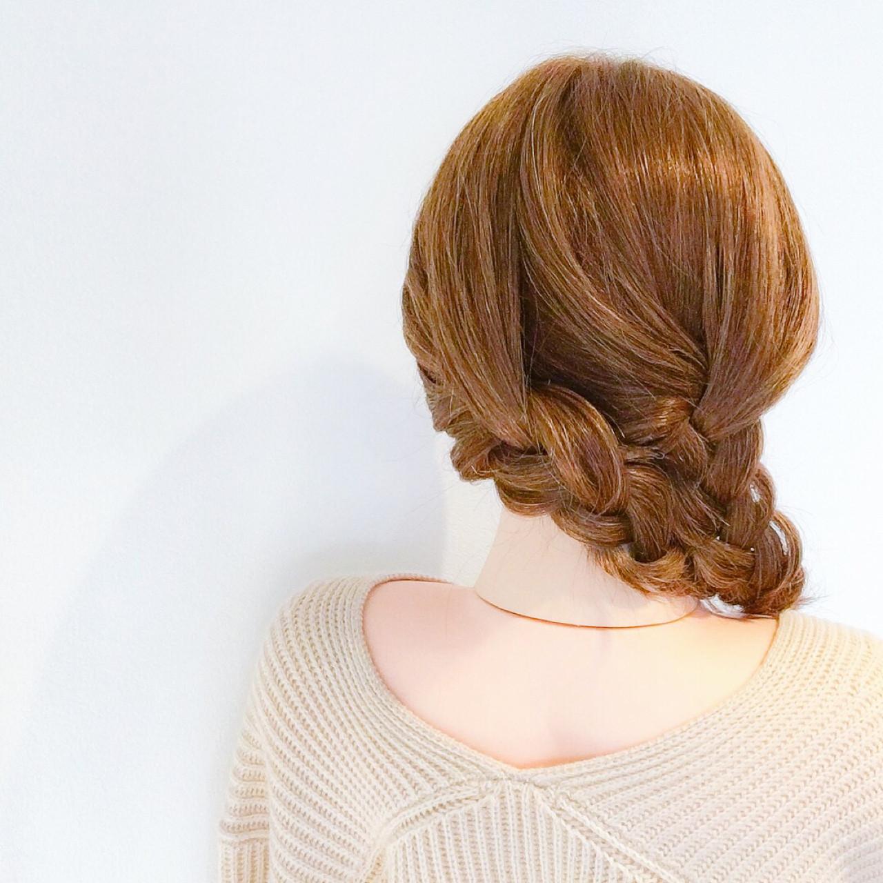 簡単ヘアアレンジ アウトドア ショート ヘアアレンジ ヘアスタイルや髪型の写真・画像