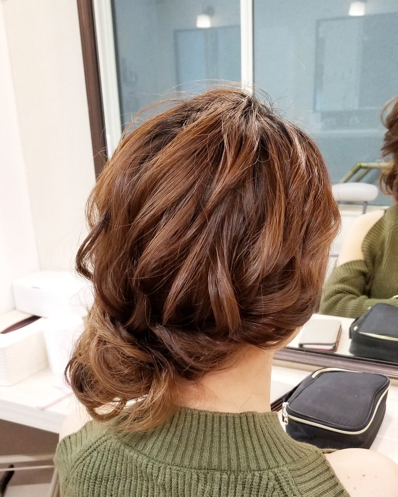 ナチュラル ロング ヘアスタイルや髪型の写真・画像 | chinatsu / hair set haar
