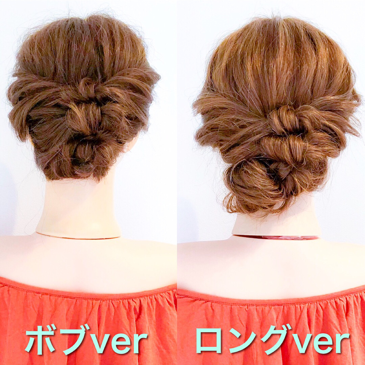 アウトドア 結婚式 簡単ヘアアレンジ フェミニン ヘアスタイルや髪型の写真・画像