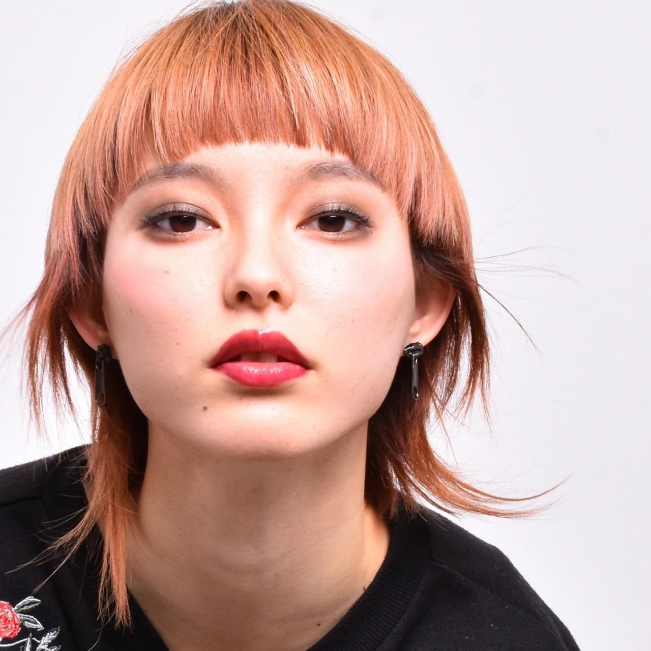 ショート モード ベリーショート 似合わせ ヘアスタイルや髪型の写真・画像 | 阿藤俊也 / PEEK-A-BOO NEWoMan新宿