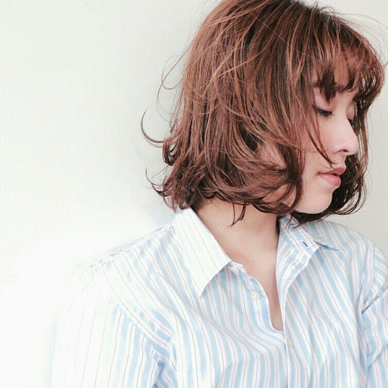 オフィス ナチュラル 大人かわいい アッシュ ヘアスタイルや髪型の写真・画像   丸山悟 / DEARL