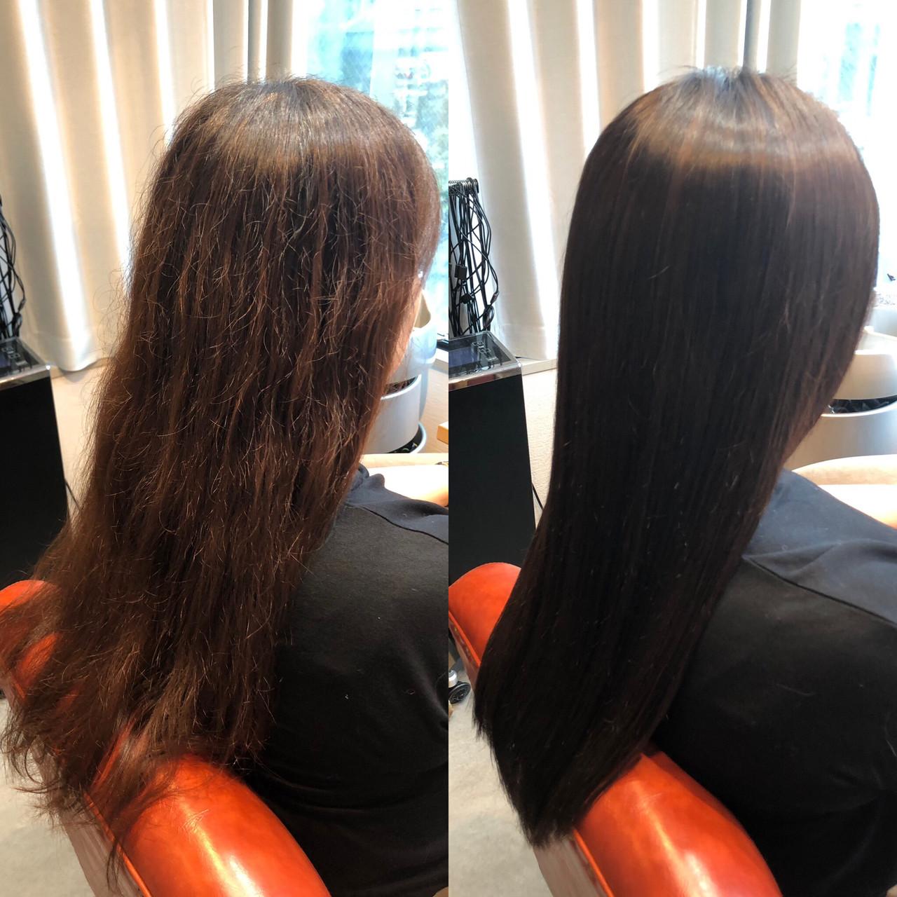正しいキューティクルケアで美髪を完全復活!完全マニュアルを大公開♡