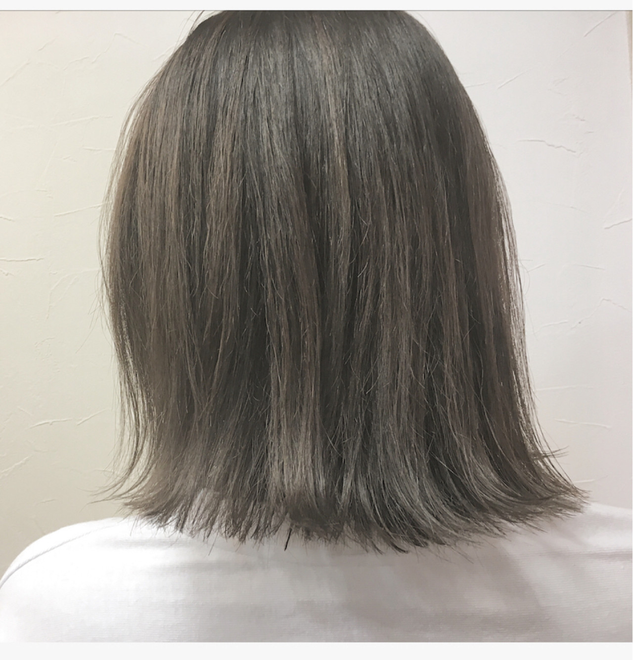 切りっぱなし ボブ こなれ感 色気 ヘアスタイルや髪型の写真・画像 | 廣長 毅 / Lull/ vampdiva