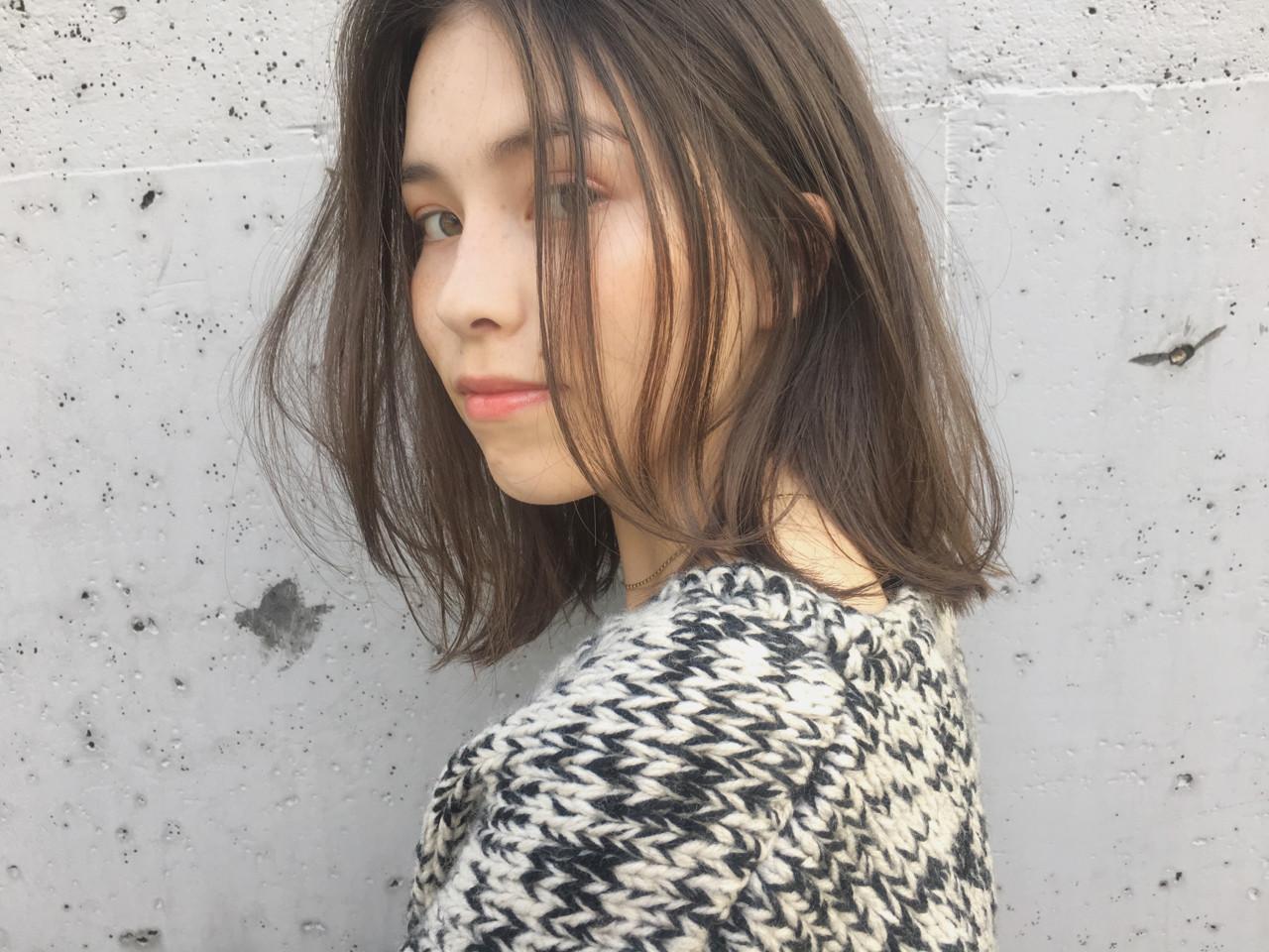 こなれ感 ゆるふわ ガーリー 大人かわいい ヘアスタイルや髪型の写真・画像 | 中島 潮里 / whyte / whyte
