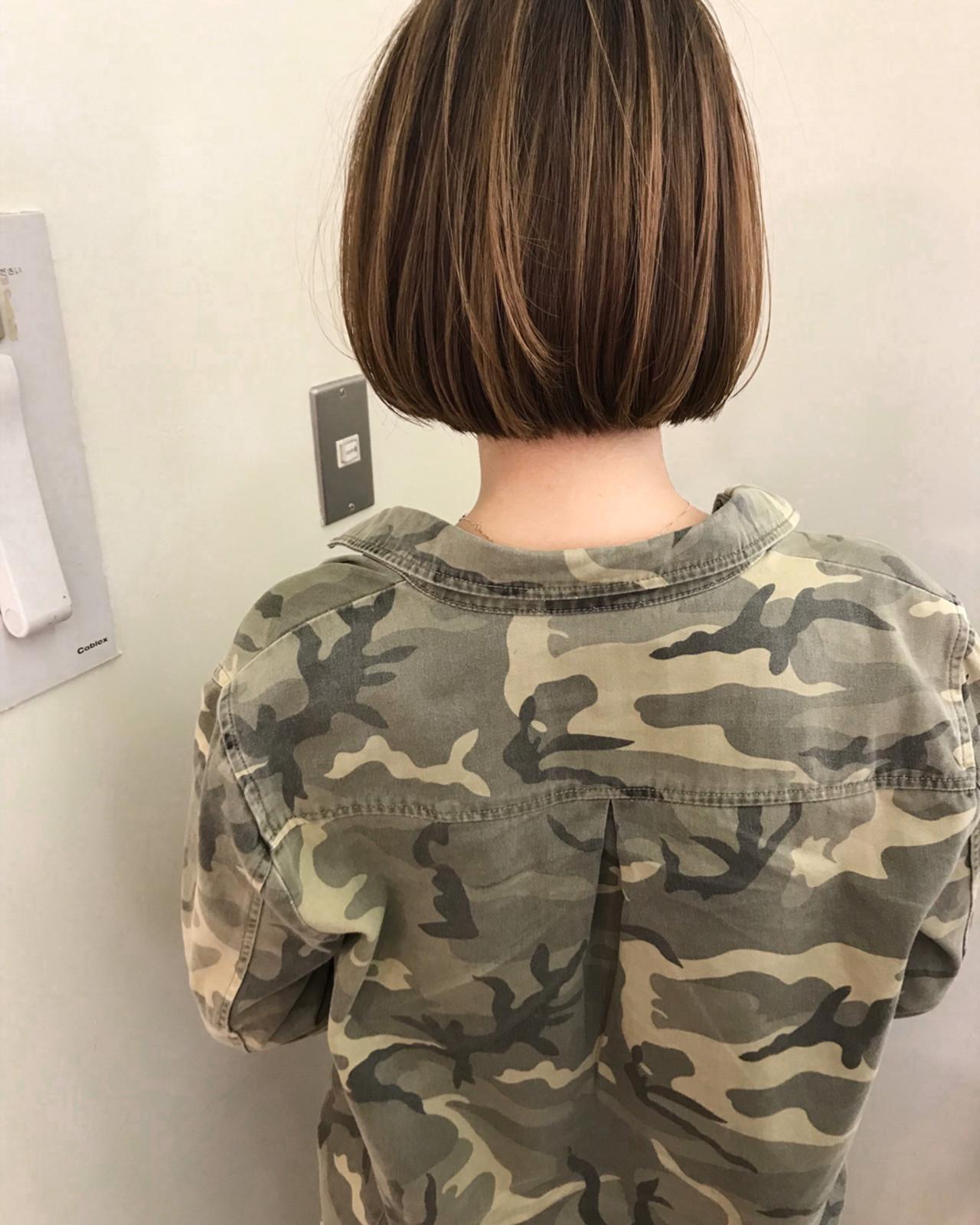 スポーツ オフィス アウトドア 大人かわいい ヘアスタイルや髪型の写真・画像   yumiko/sapporoSKNOW / SKNOW