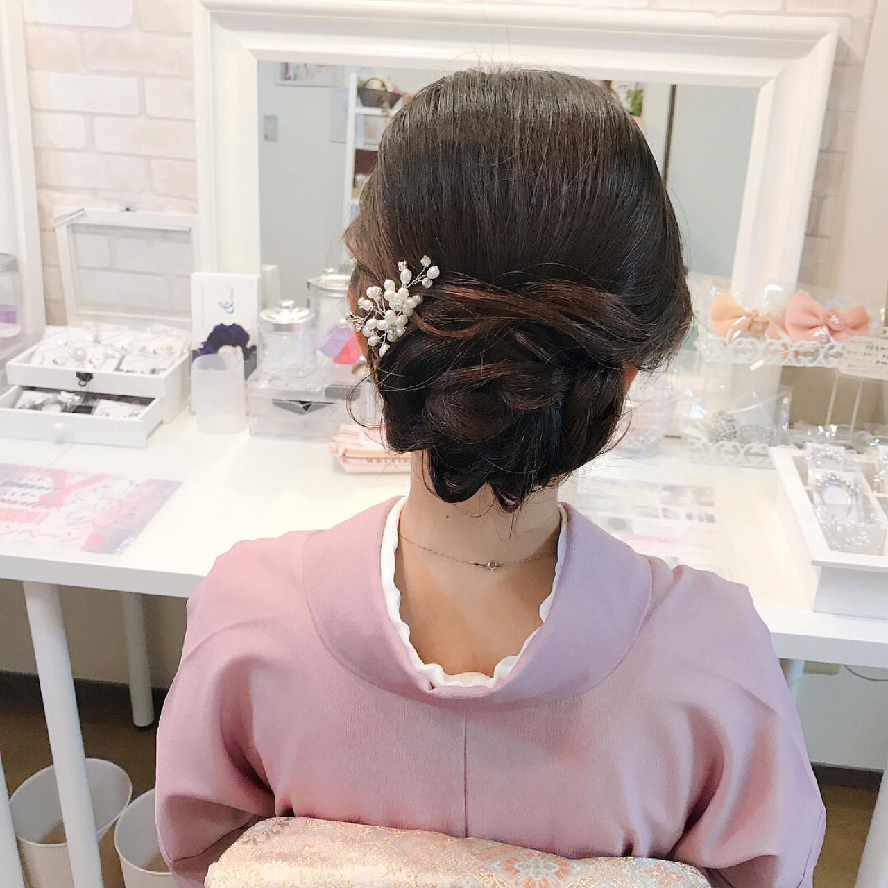 50 代 着物 髪型 結婚式 親族 Khabarplanet Com