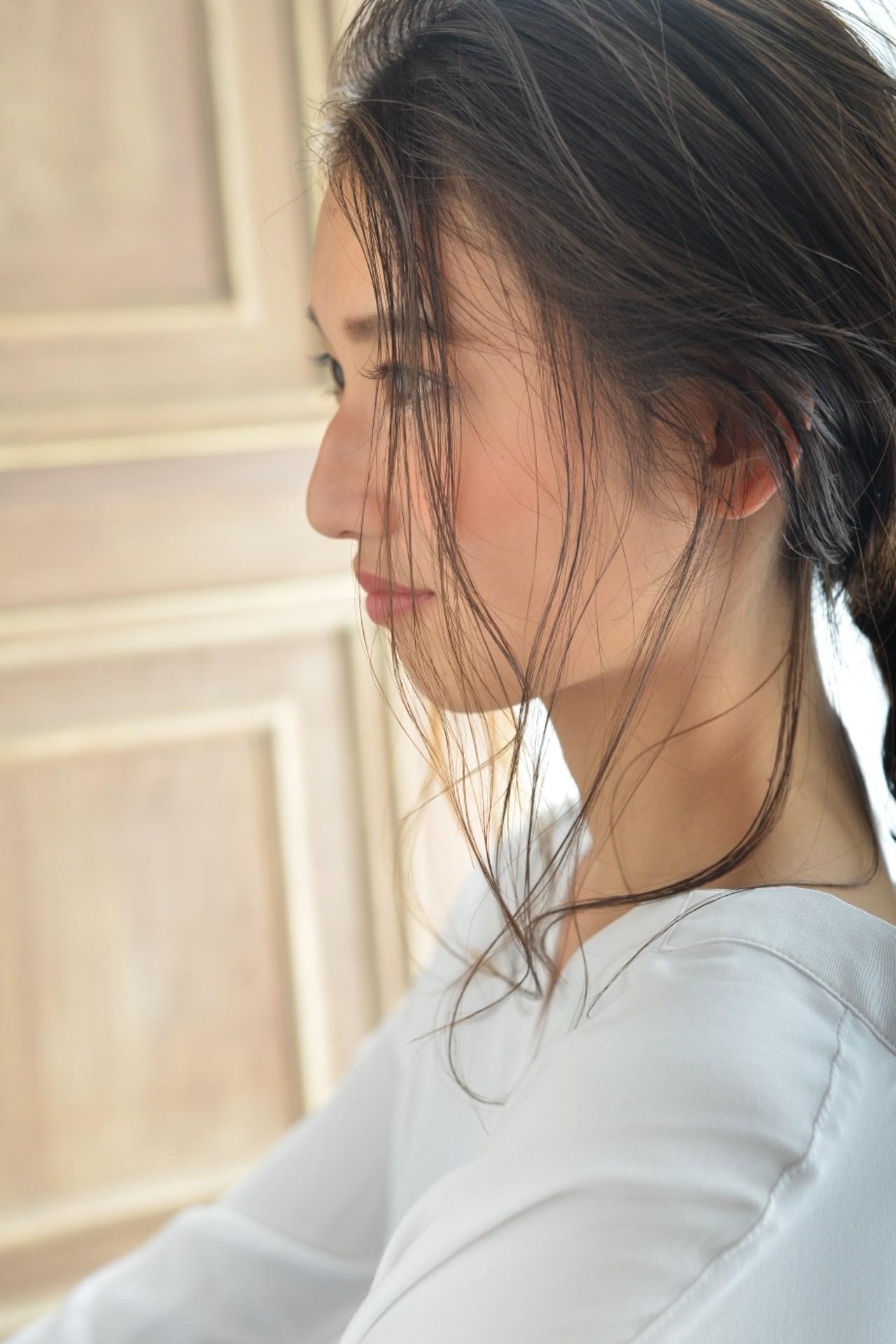 大人女子 デート ショート ナチュラル ヘアスタイルや髪型の写真・画像 | 中原梨沙 nakayan / Queen's garden by k-two