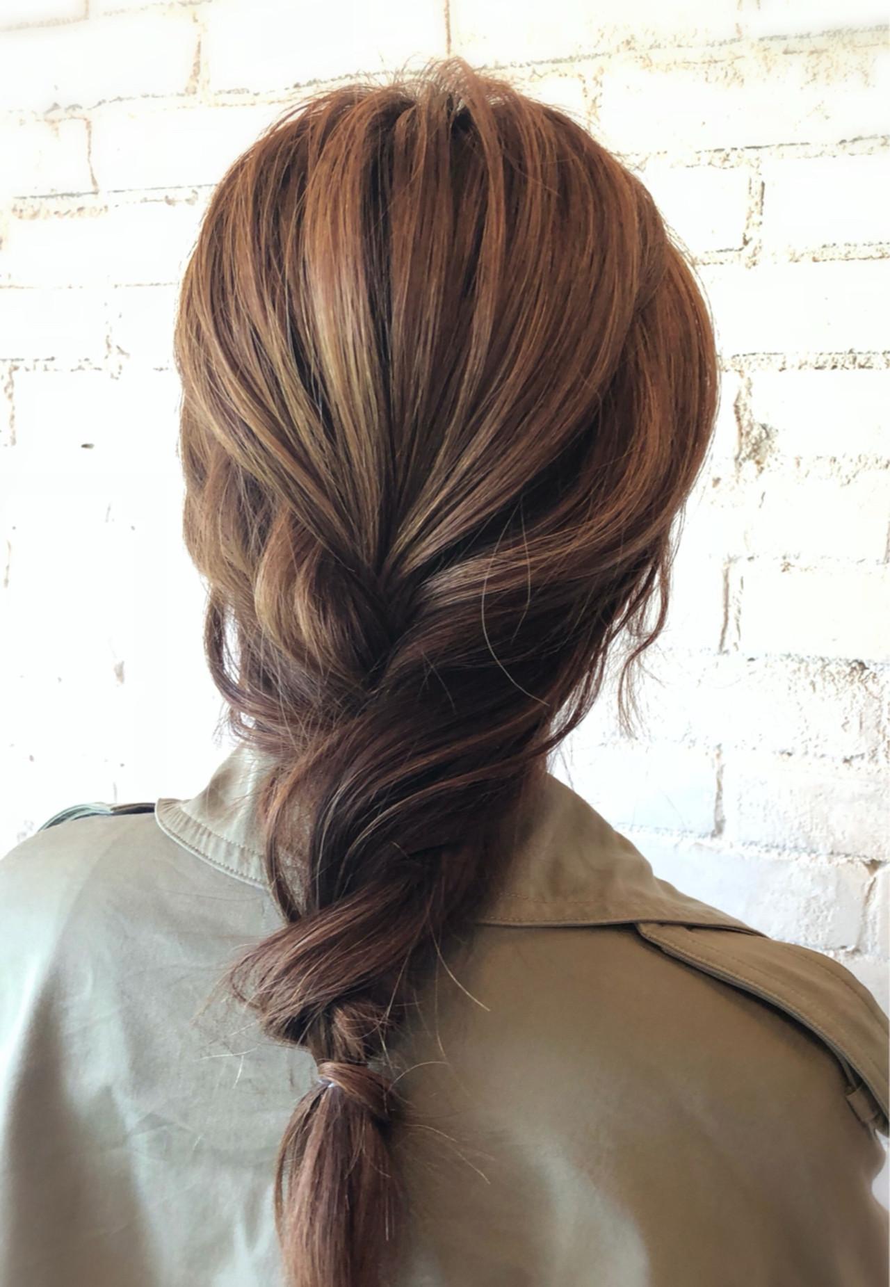 抜け感 ナチュラル 大人かわいい ヘアアレンジ ヘアスタイルや髪型の写真・画像 | 亀山 ゆきほ / BelleBIANCA