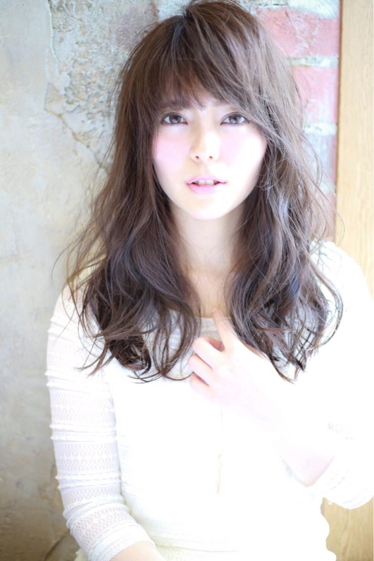 愛され 大人かわいい コンサバ 秋 ヘアスタイルや髪型の写真・画像