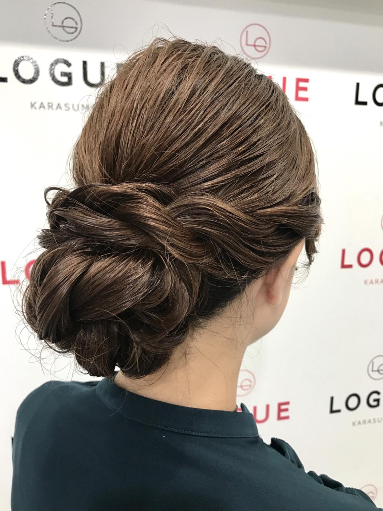 2019年】結婚式お呼ばれ髪型決定版♪ ボブからロングまで人気