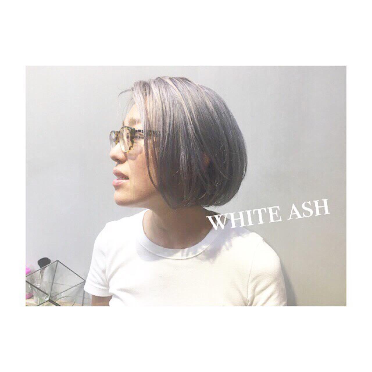 ピンク ベージュ パープル アッシュ ヘアスタイルや髪型の写真・画像   COM PASS タイチ / COM PASS