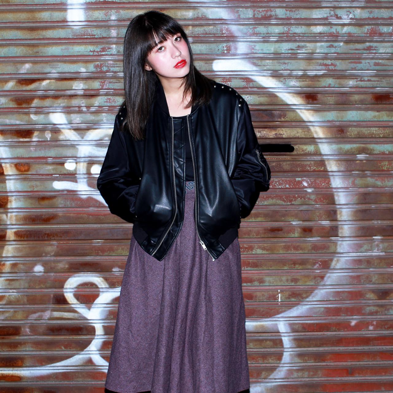 暗髪 外国人風 黒髪 ブルージュ ヘアスタイルや髪型の写真・画像 | イマムラ スナオ / LUKE