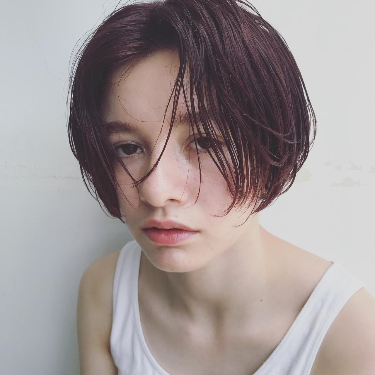 大人かわいい ゆるふわ ナチュラル ストレート ヘアスタイルや髪型の写真・画像 | 馬橋達佳 / log