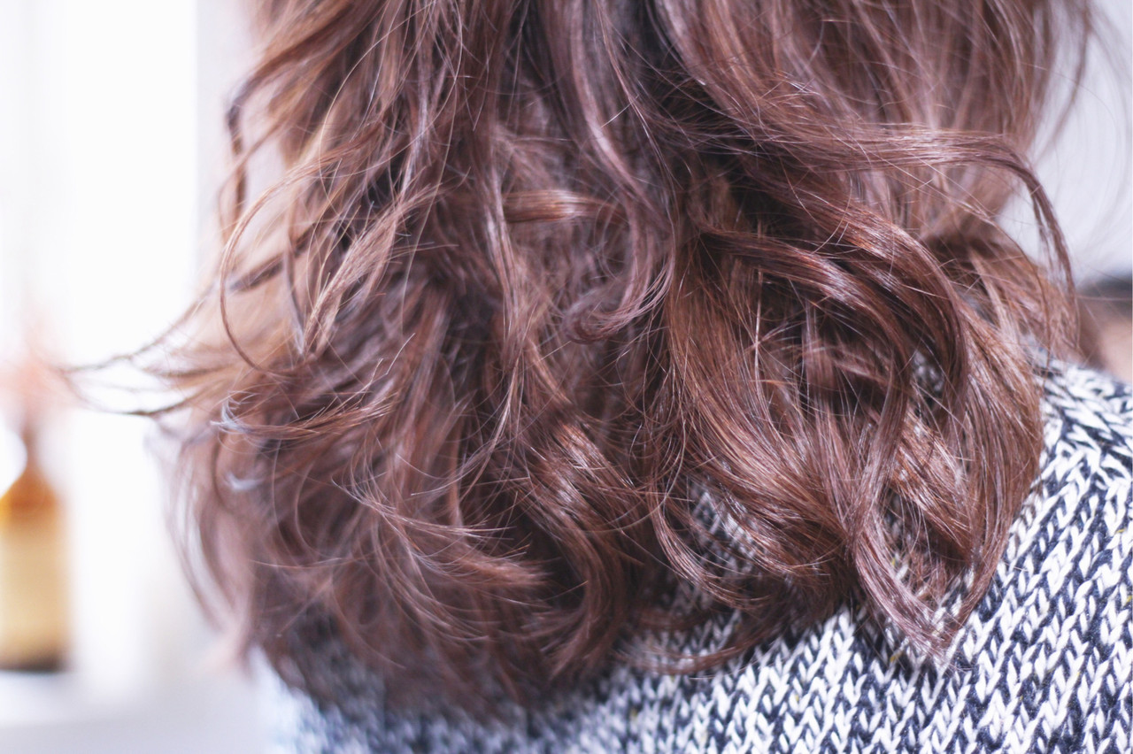 ラベンダー ロング ラベンダーピンク ラベンダーアッシュ ヘアスタイルや髪型の写真・画像