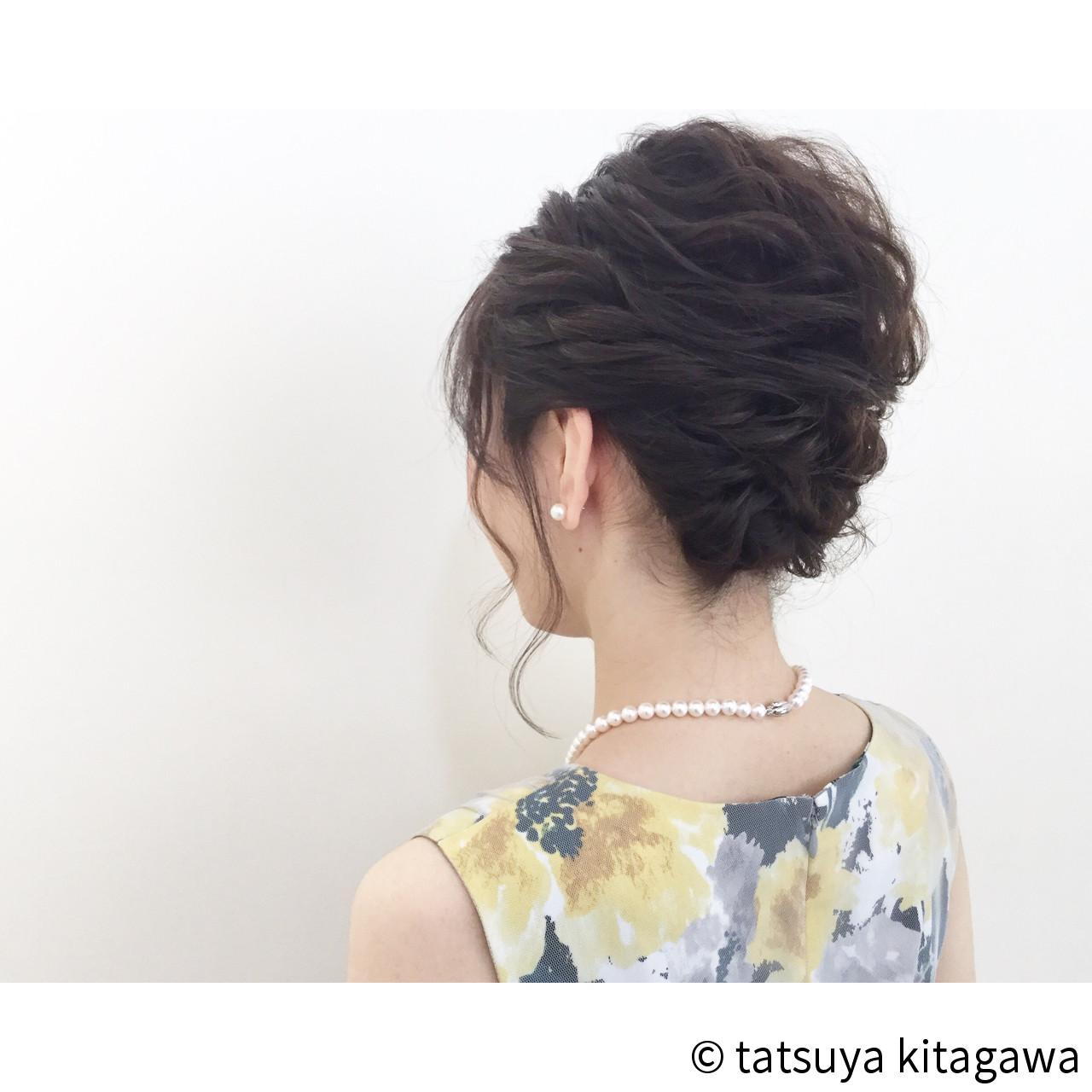 花嫁 上品 デート ボブ ヘアスタイルや髪型の写真・画像 | tatsuya kitagawa / clarity 京都駅前本店