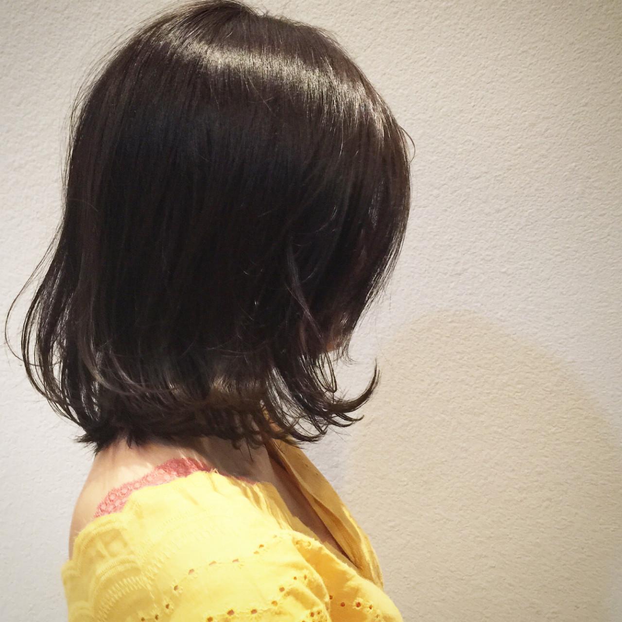 雨の日 リラックス 抜け感 ヘアアレンジ ヘアスタイルや髪型の写真・画像