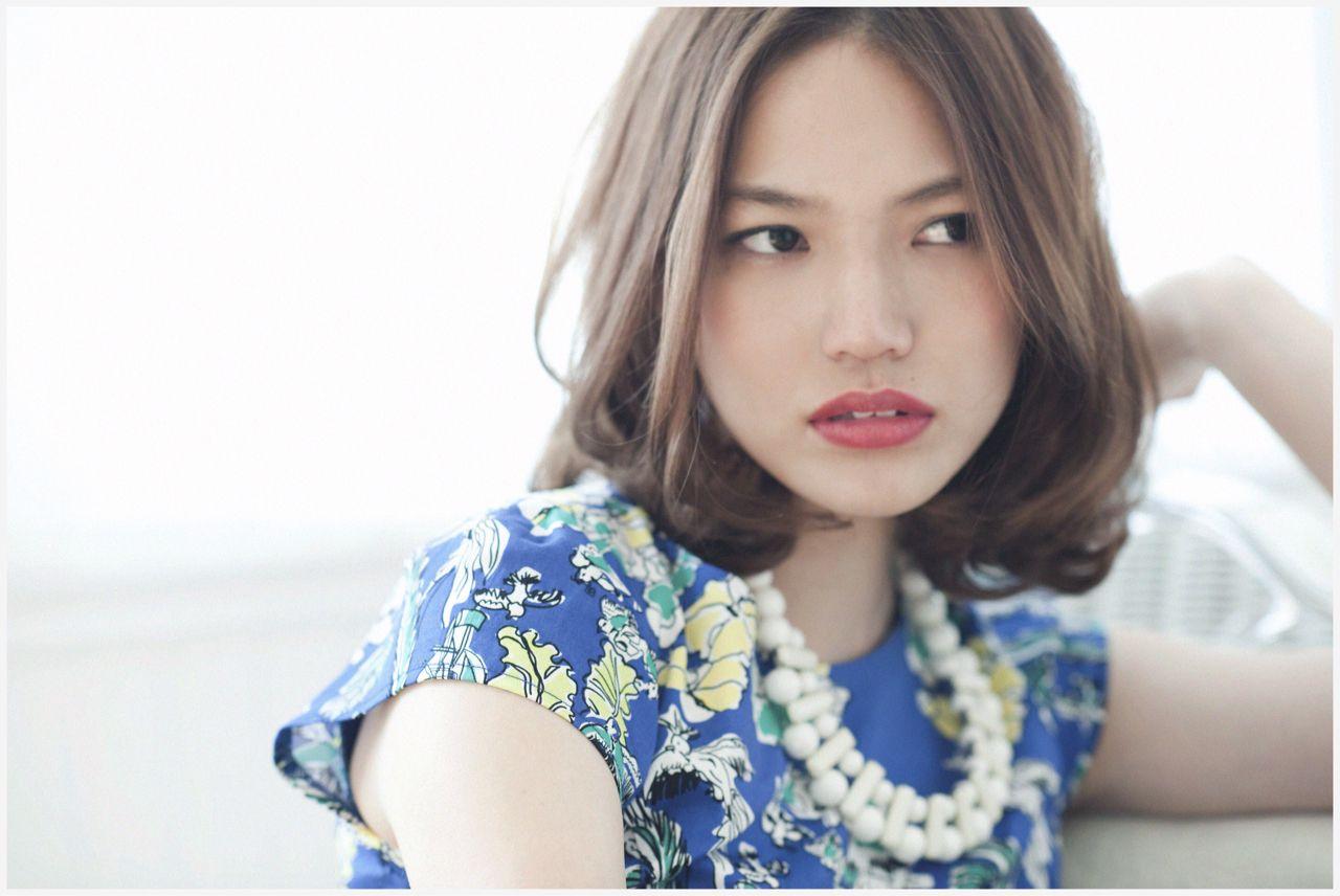 40代はシンプルな美しさを。アラフォーおすすめ大人ミディアム9選 田中 衛 /代表
