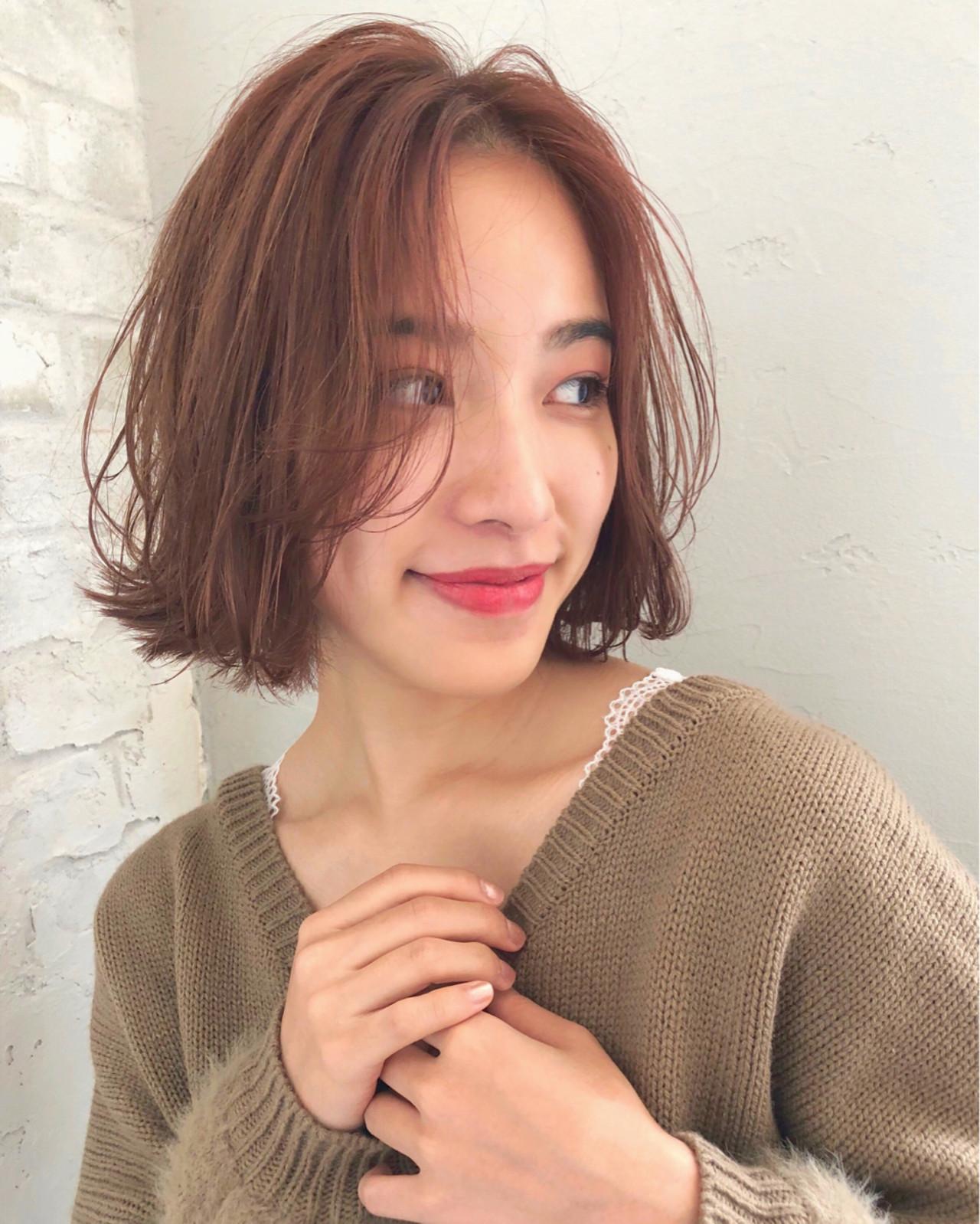 外ハネ デート こなれ感 ヘアアレンジ ヘアスタイルや髪型の写真・画像 | ナガヤ アキラ joemi 新宿 / joemi by Un ami