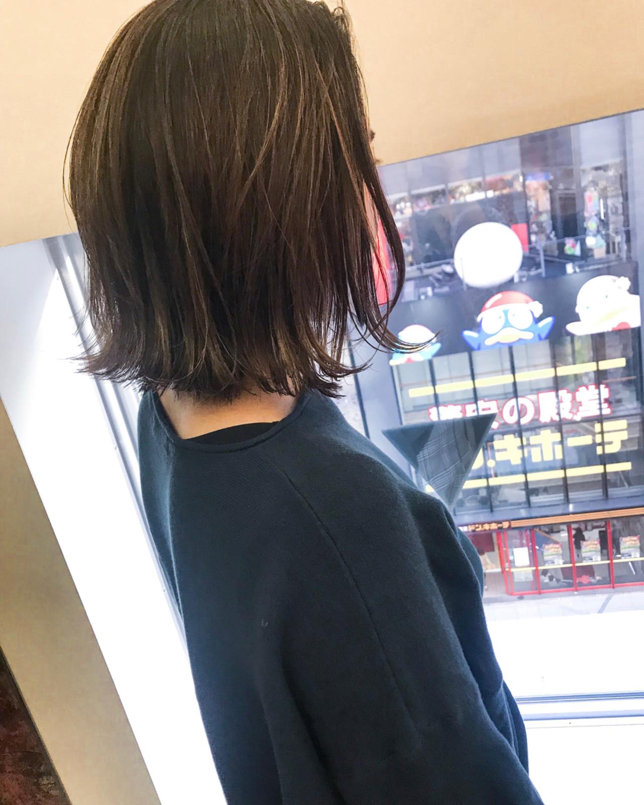 ナチュラル 外国人風 女子力 ボブ ヘアスタイルや髪型の写真・画像 | yumiko/sapporoSKNOW / SKNOW