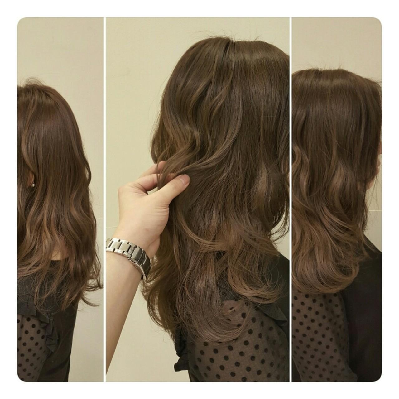 アンニュイ 巻き髪 暗髪 ナチュラル ヘアスタイルや髪型の写真・画像