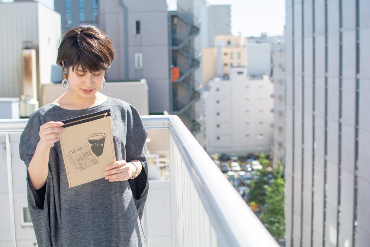 エフォートレス オフィス 大人かわいい 透明感 ヘアスタイルや髪型の写真・画像 | 【noine】斉藤 正敏 / noine