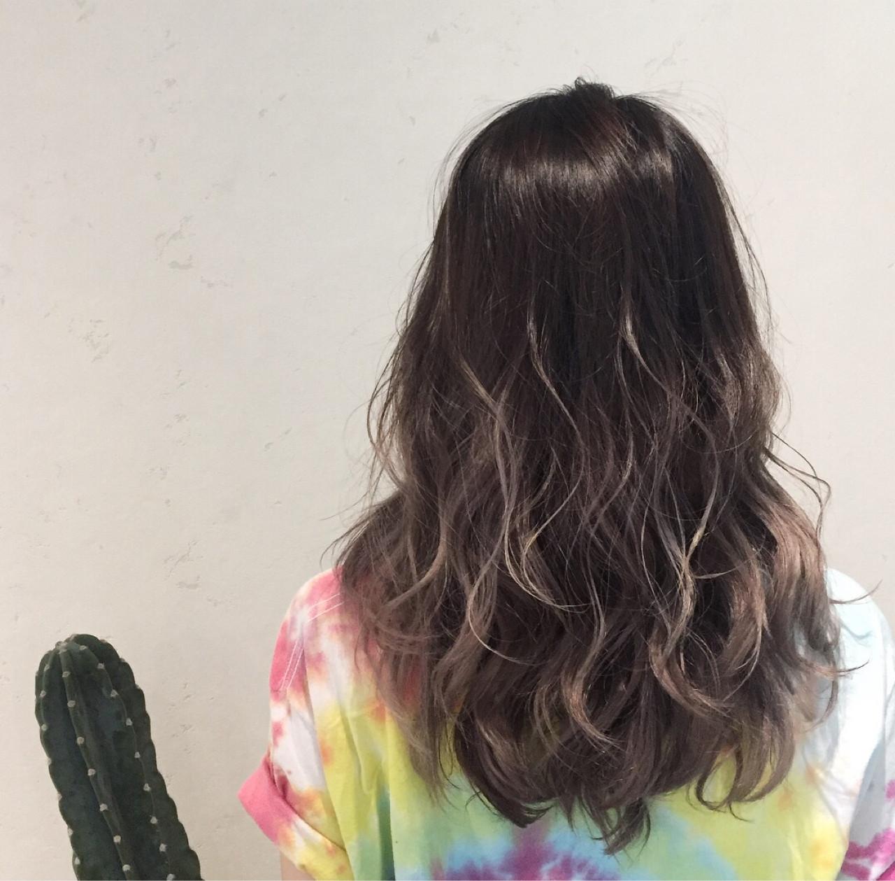 ヘアアレンジ ロング ストリート デート ヘアスタイルや髪型の写真・画像   Misaki Arima / Hammock hair salon cocona