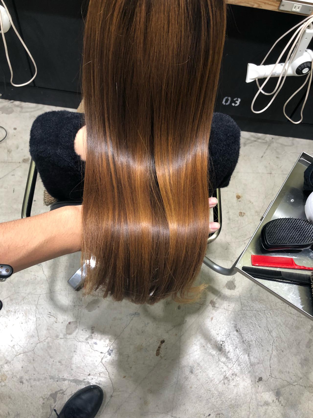 髪質改善の種類