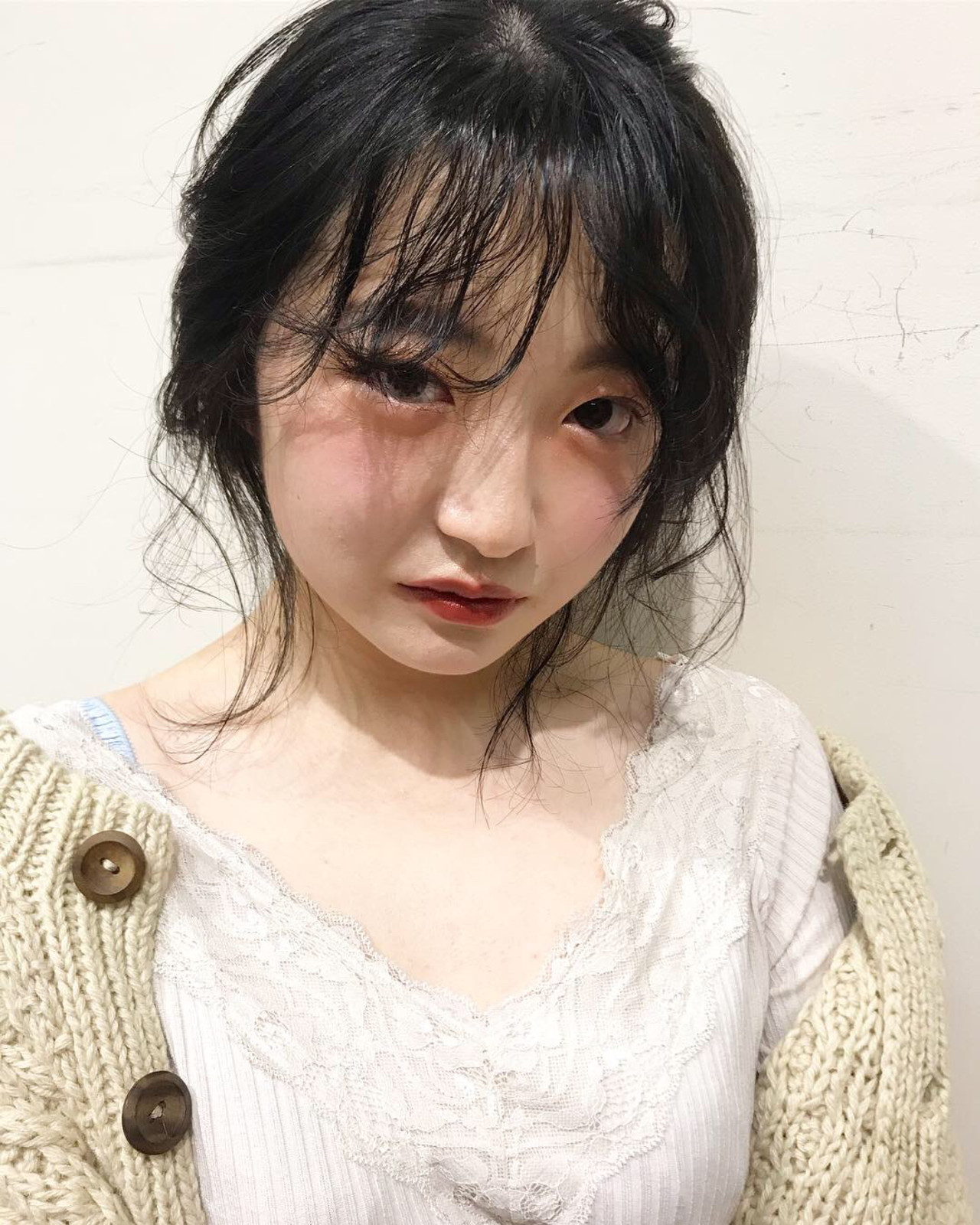 結婚式 デート 簡単ヘアアレンジ フェミニン ヘアスタイルや髪型の写真・画像 | kawahara seiya / RISA hair design