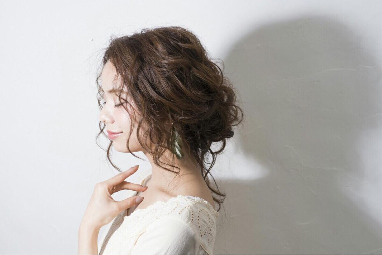 大人かわいい ゆるふわ 外国人風 ロング ヘアスタイルや髪型の写真・画像