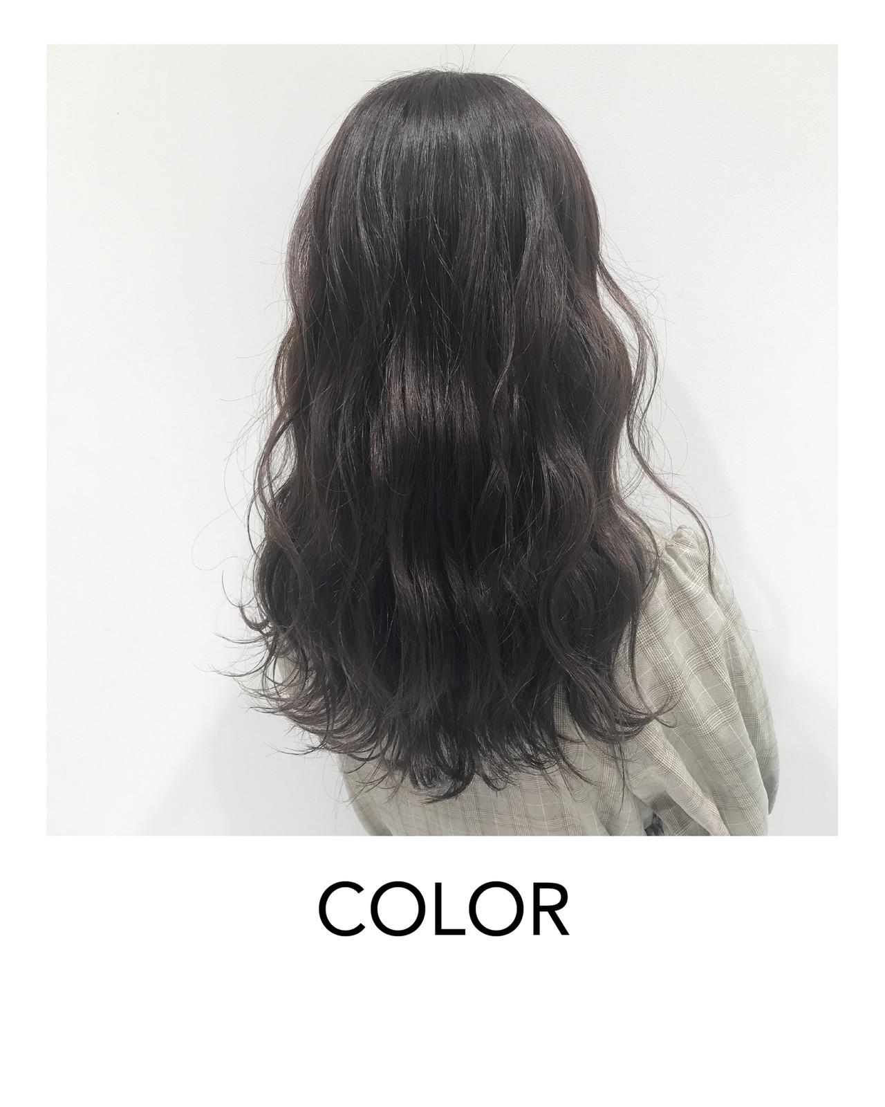 ヘアアレンジ 卒業式 セミロング イメチェン ヘアスタイルや髪型の写真・画像