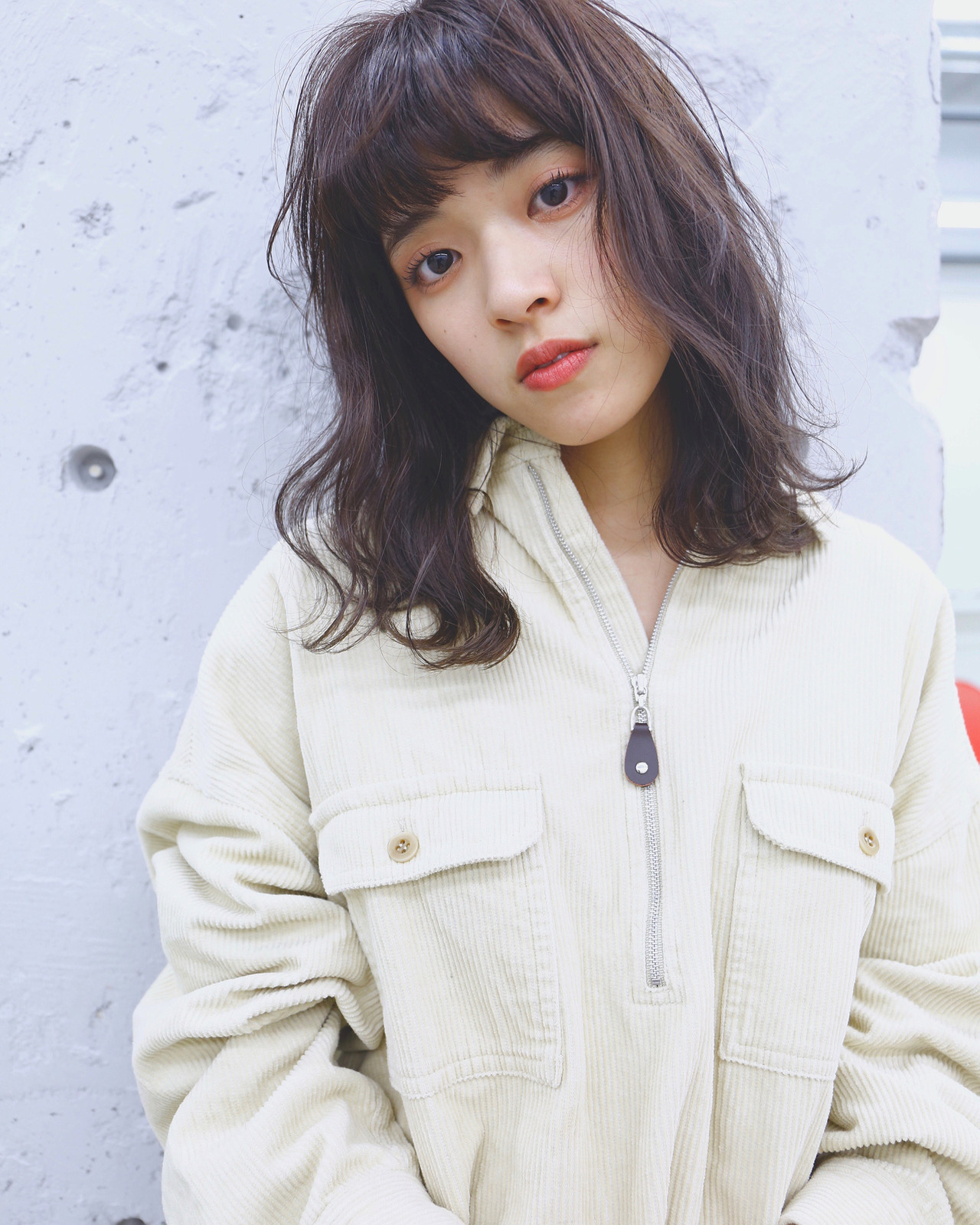 ヘアアレンジ ボブ デート パーマ ヘアスタイルや髪型の写真・画像   Ryota Yamamoto Daisy / Daisy