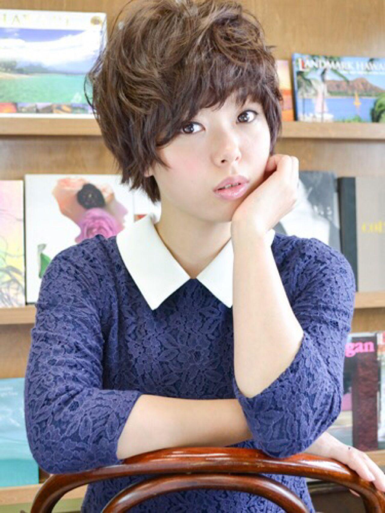 モテ髪 愛され 秋 ゆるふわ ヘアスタイルや髪型の写真・画像 | 室井 良美 /
