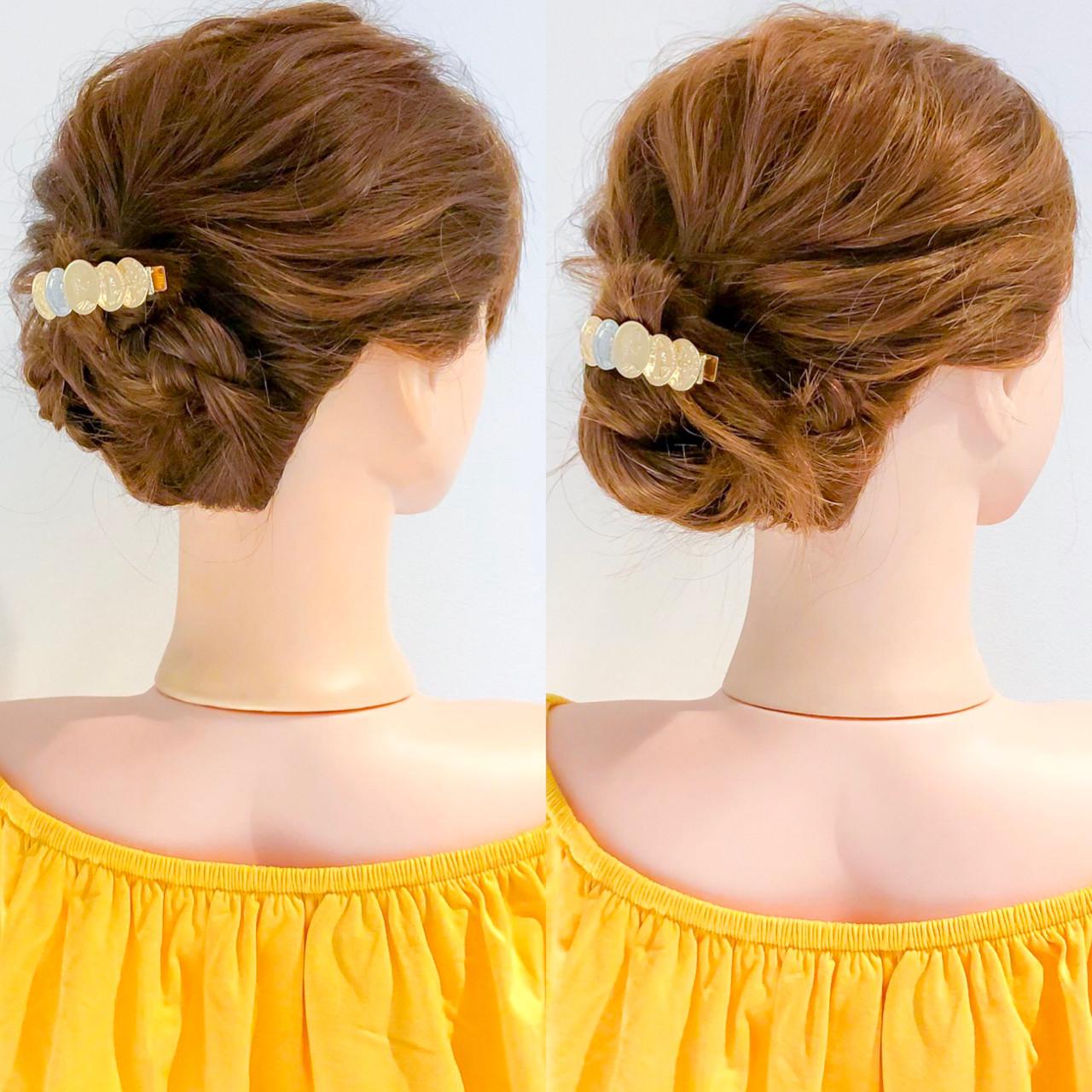 エレガント アウトドア 上品 ロング ヘアスタイルや髪型の写真・画像