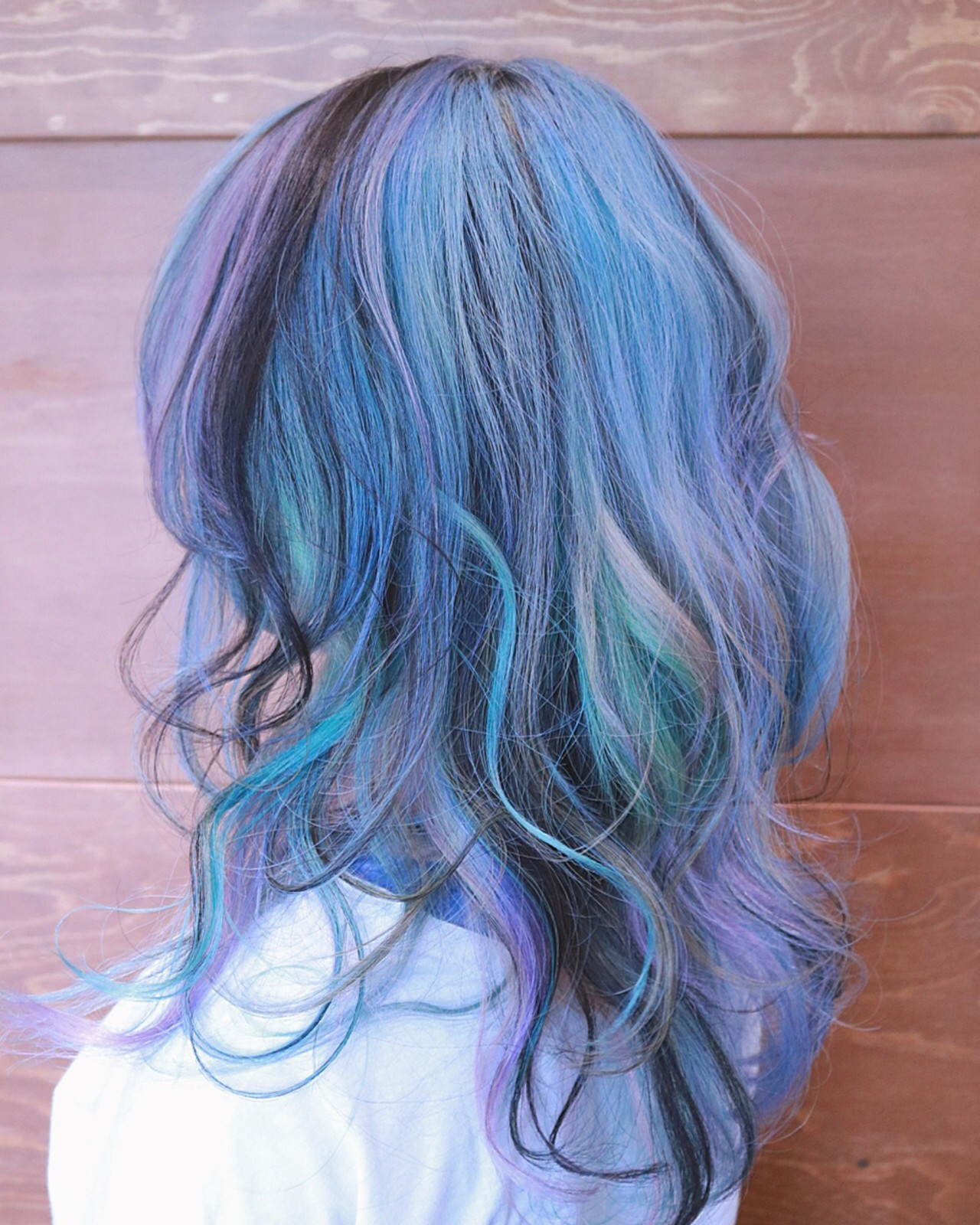 セミロング 色気 涼しげ 夏 ヘアスタイルや髪型の写真・画像 | RUMINA //高田ゆみこ / Rumina