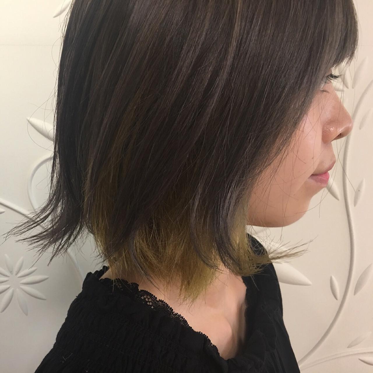 ストリート アッシュ 涼しげ 夏 ヘアスタイルや髪型の写真・画像 | 松田 和幸 / tuuli