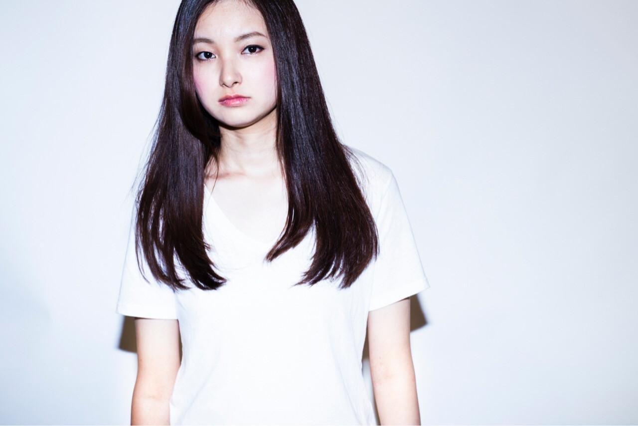ロング ノームコア かっこいい ストリート ヘアスタイルや髪型の写真・画像 | Katsuto Akimichi / .Dot ATRO